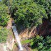 cachoeira do saltão vista aérea