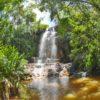 Cachoeira do Saltão em Brotas